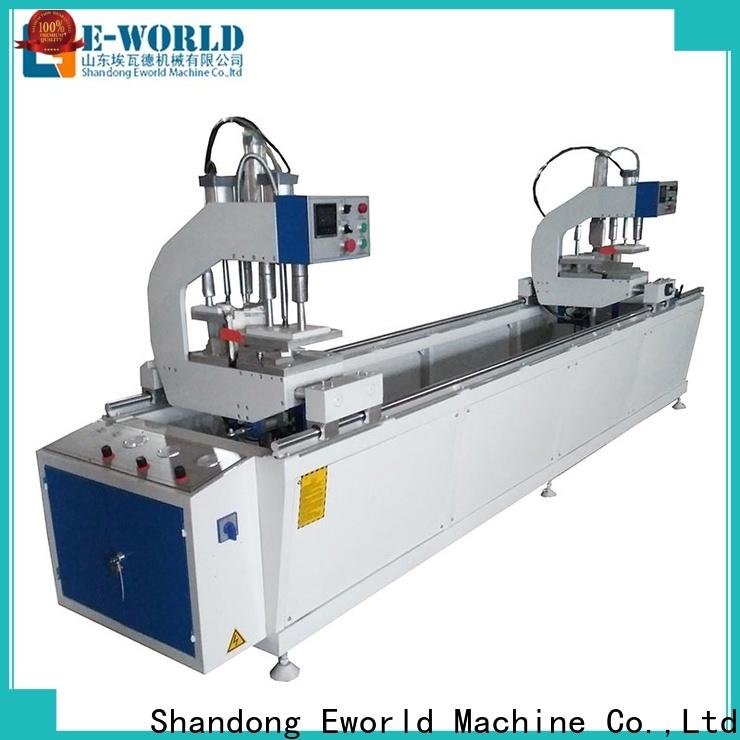 high-quality double head cutting saw making factory for industrial production
