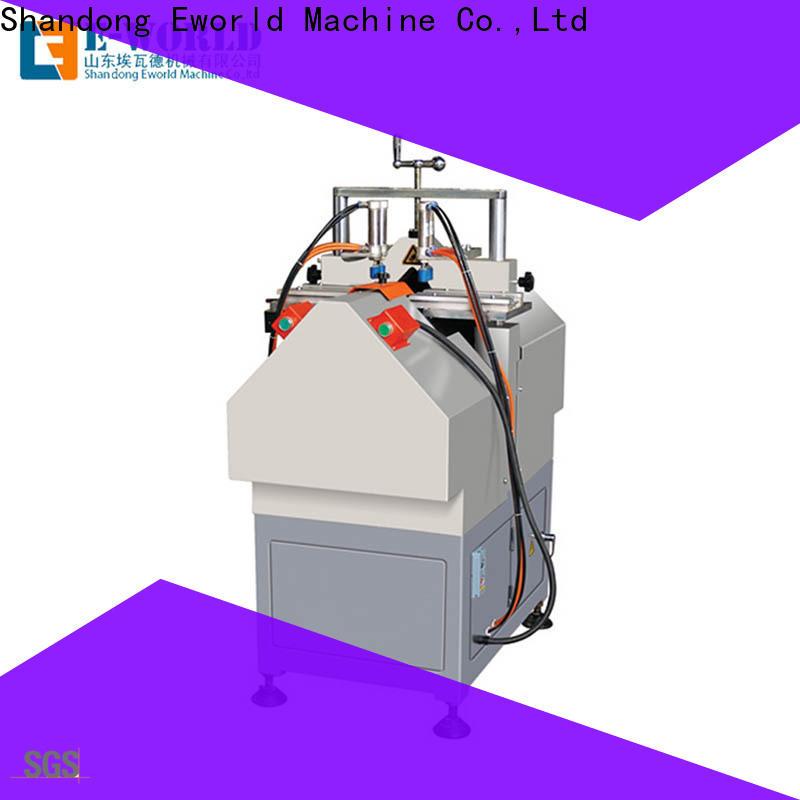 Eworld Machine bead pvc window machine supply for industrial production