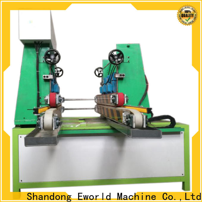 Eworld Machine edge flat glass edging polishing machine for business for global market