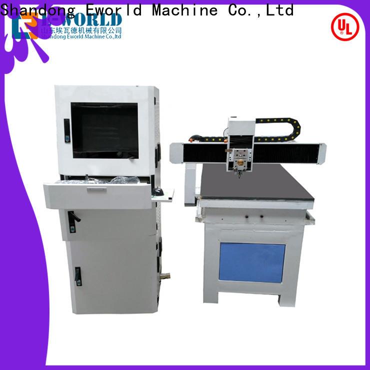 Eworld Machine horizontal glass loading cutting machine manufacturers for sale