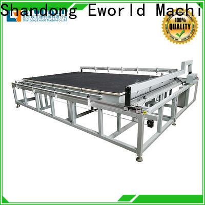 Eworld Machine stable performance manual mosaic glass cutting table factory for sale