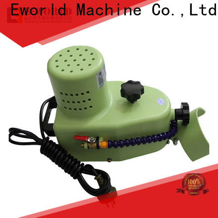 Eworld Machine horizontal glass edging machine price OEM/ODM services for industrial production