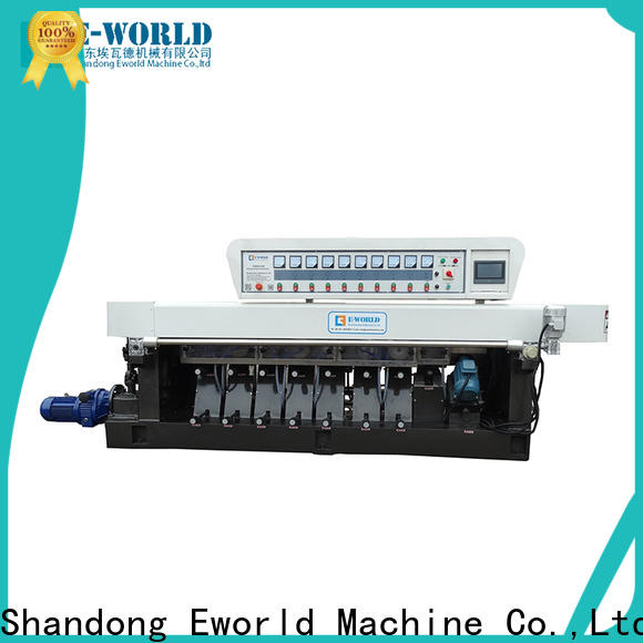 top automatic glass polishing machine shape OEM/ODM services for global market
