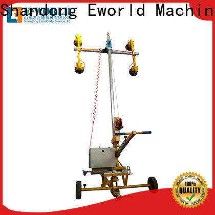Eworld Machine heavy vacuum suction cup glass lifter factory for sale