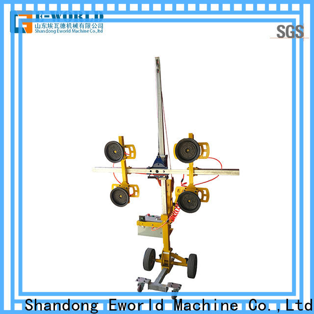 Eworld Machine custom electric vacuum glass lifter manufacturers for industry