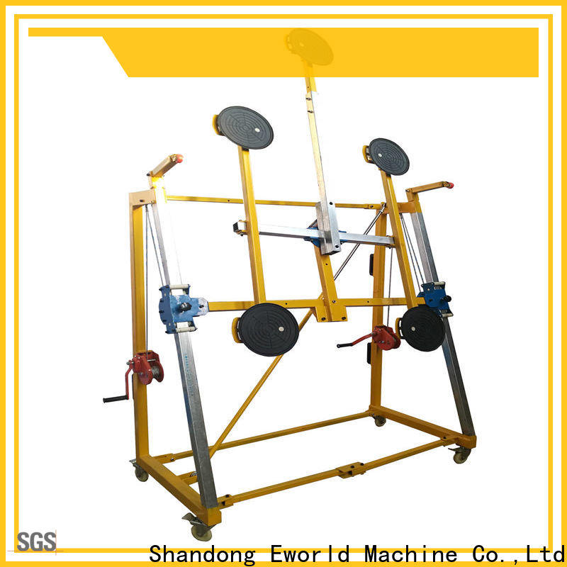 Eworld Machine loading glass vacuum lifter supply for sale