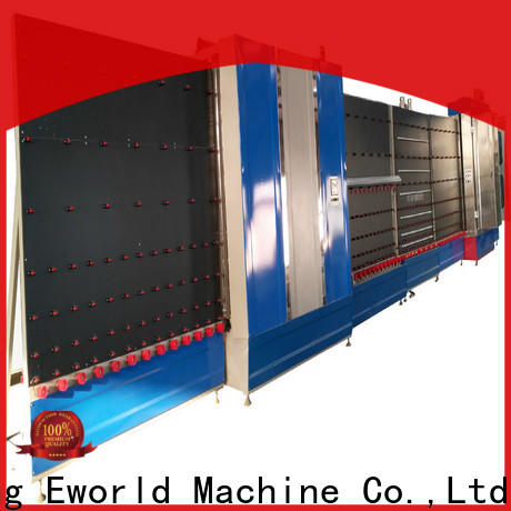 Eworld Machine high-quality double glass glazing machine manufacturers for industry
