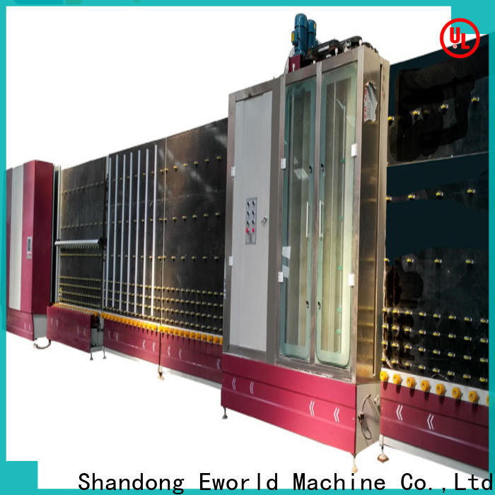 Eworld Machine high-quality insulating glass line manufacturers for manufacturing