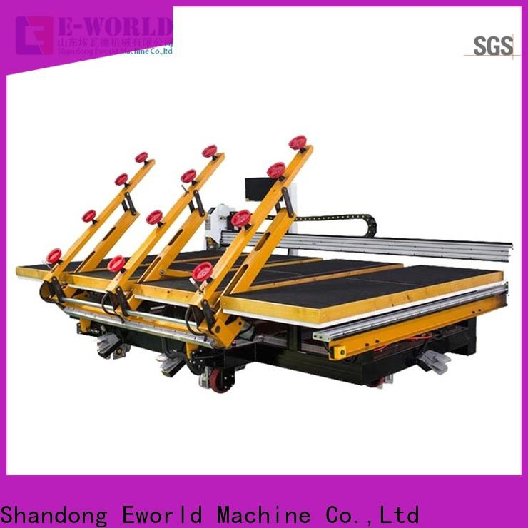 reasonable structure glass loading cutting table industrial manufacturers for sale