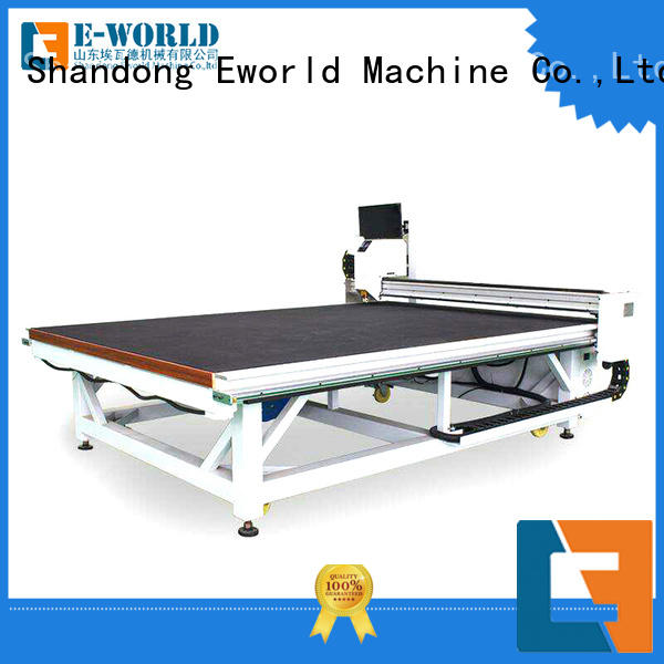 stable performance shaped glass cutting machine loading dedicated service for machine