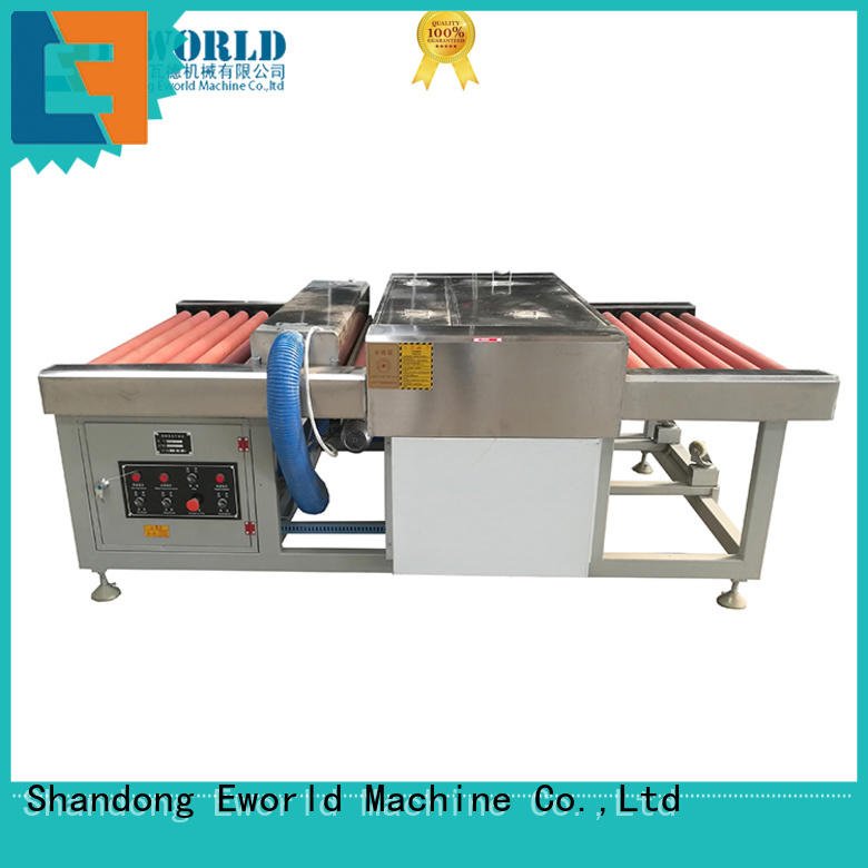 trade assurance flat glass washing machine glass factory for distributor