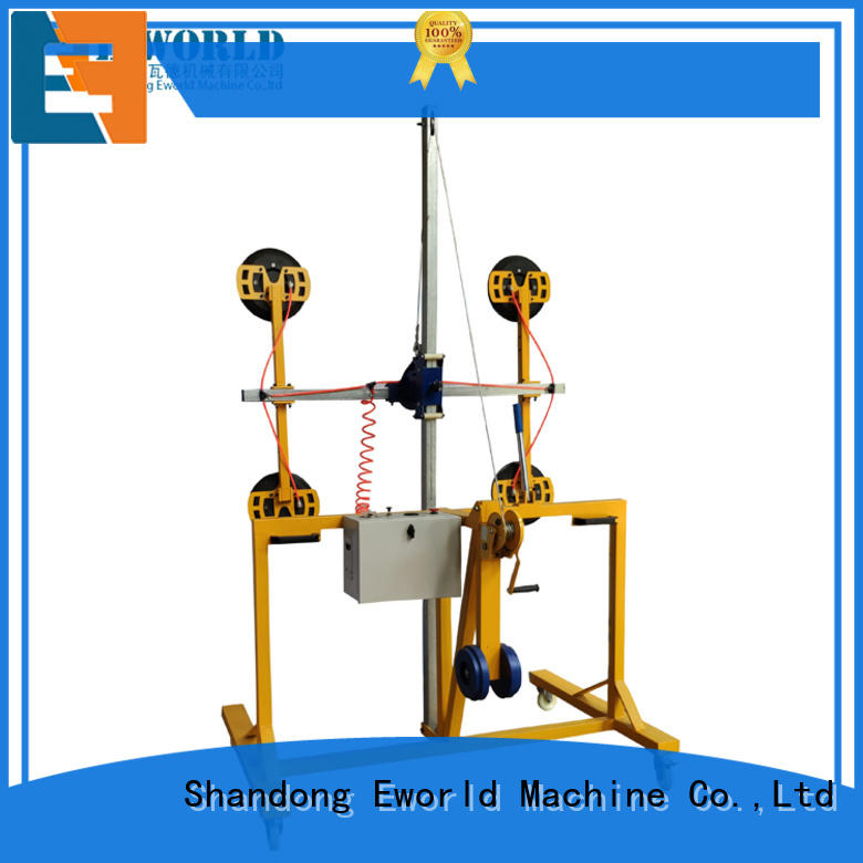 standardized glass lifting machine glass supplier for distributor