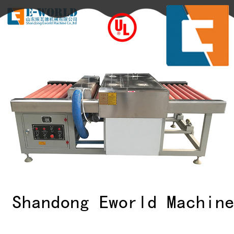 Eworld Machine inventive glass washing and drying machine international trader for industry