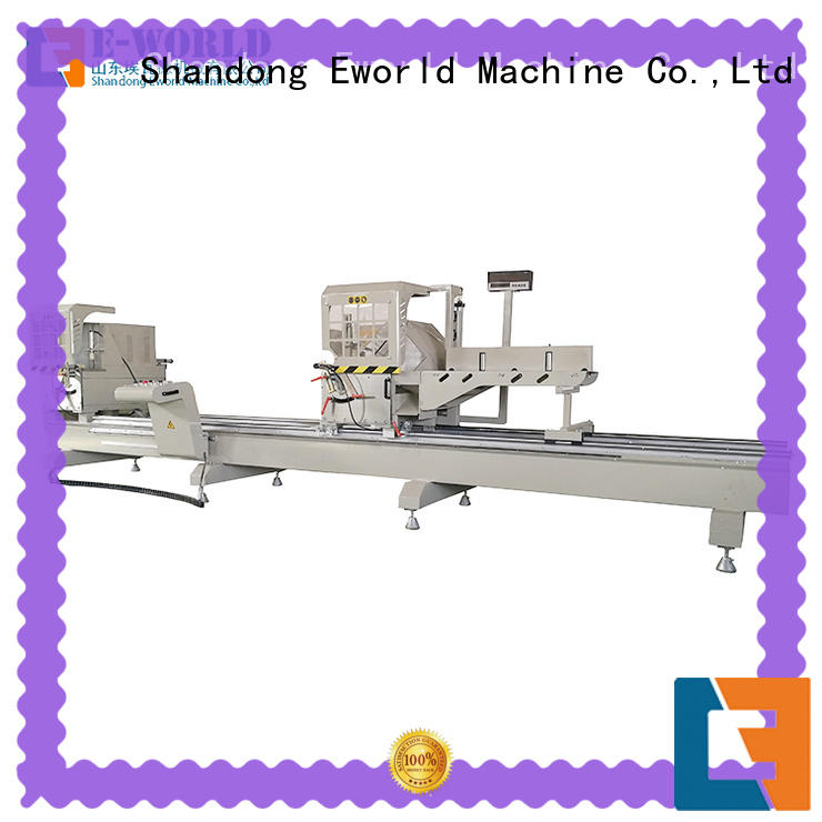 upvc window manufacturing machines