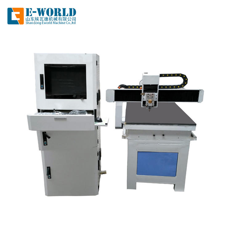 NC small size mirror glass cutting machine