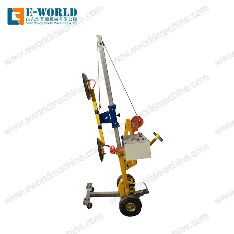 Eworld Machine standardized dual cup suction lifter company for sale-2