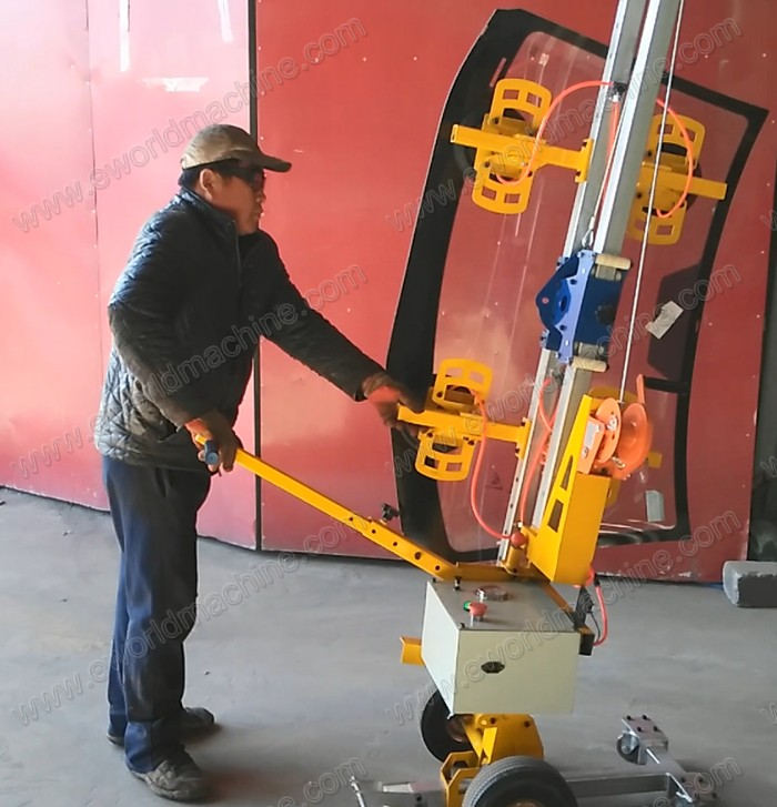 standardized glass loading unloading lifter transport terrific value for distributor-1