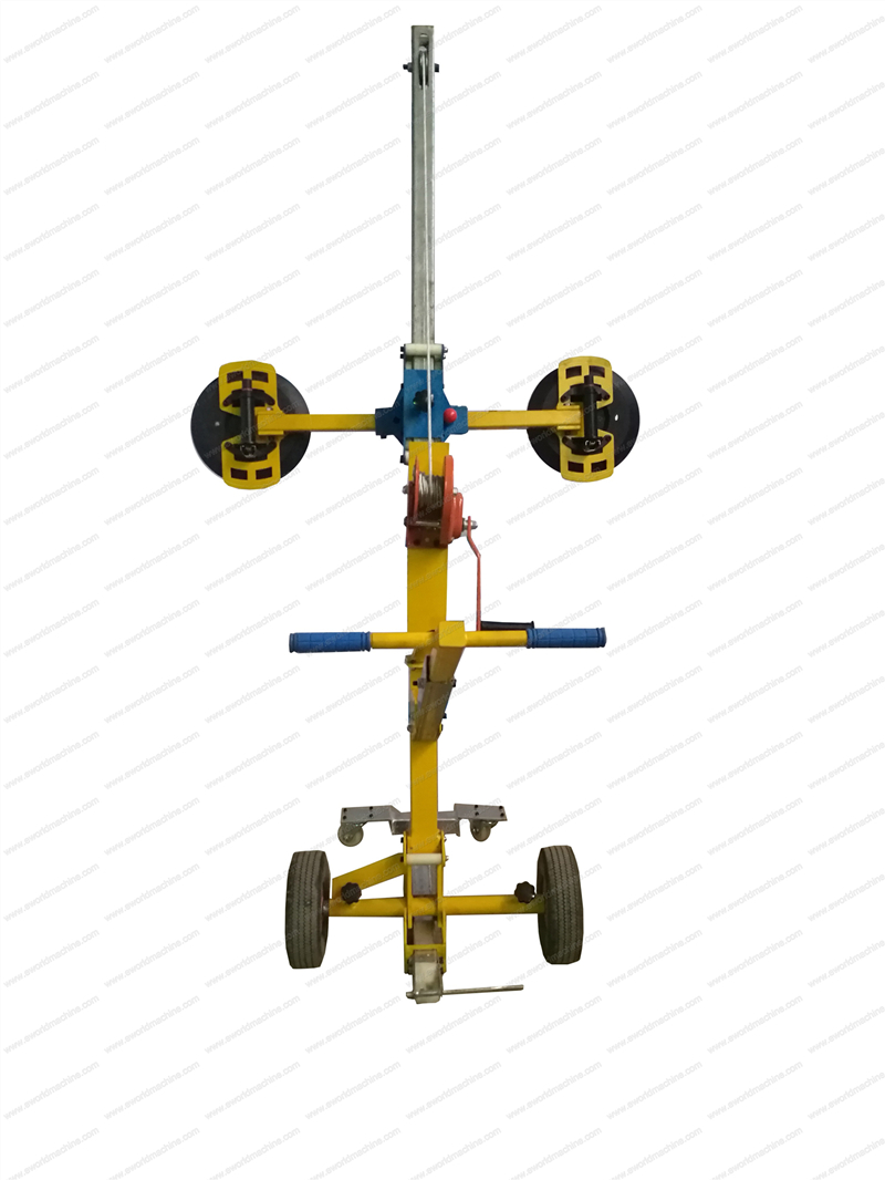 Eworld Machine outdoor glass transport lifter terrific value for industry-1