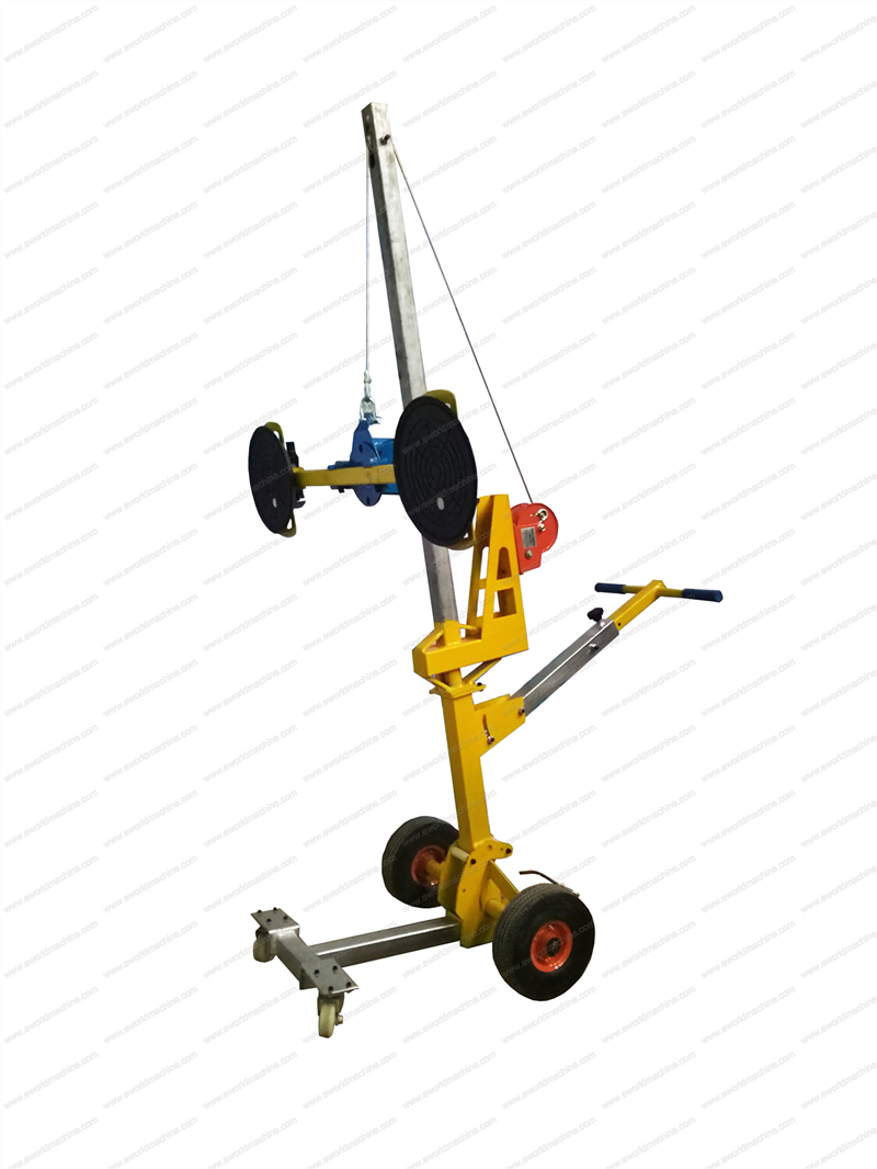 Eworld Machine outdoor glass transport lifter terrific value for industry-2