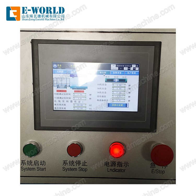 fine workmanship double glazing machinery for sale extruder provider for commercial industry-2