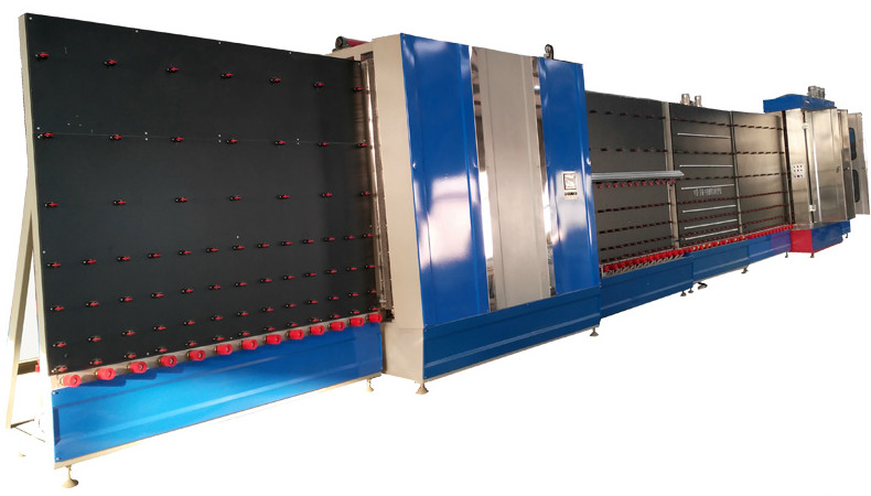 standardized flat pressing insulating glass machine insulating provider for manufacturing-2