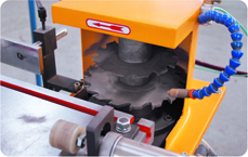technological aluminum window corner crimping machine machine supplier for industrial production-1