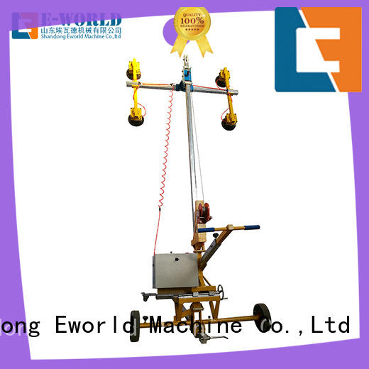 Eworld Machine unloading glass lifting equipment for sale supplier for industry