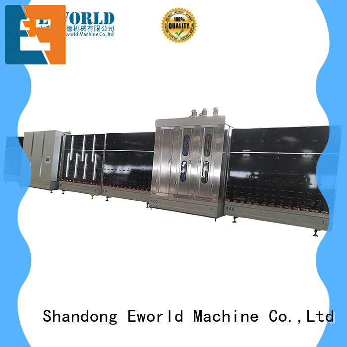 standardized double glass glazing machine factory for industry
