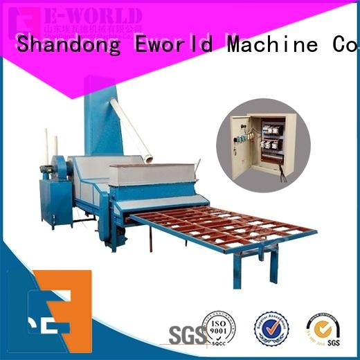 Eworld Machine inventive manual glass sandblasted machine factory for industry