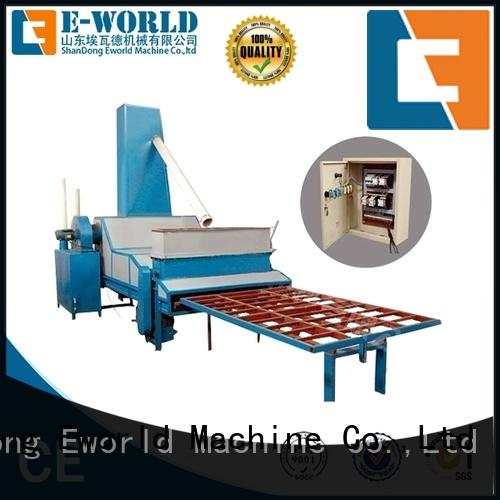 Eworld Machine glass sandblasting glass machine factory price for manufacturing