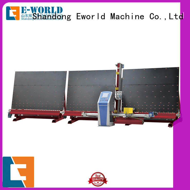 Eworld Machine machine glass glazing machine factory for industry