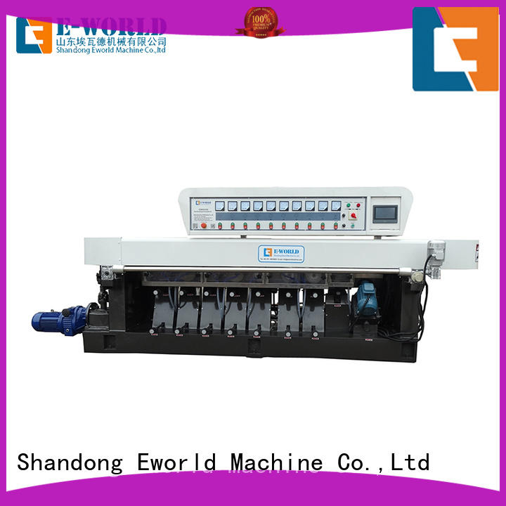 technological glass edge machine round OEM/ODM services for industrial production