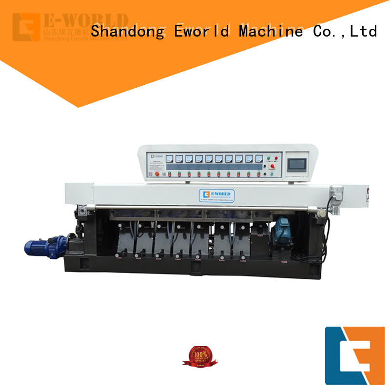 trade assurance small glass edging machine portable OEM/ODM services for industrial production