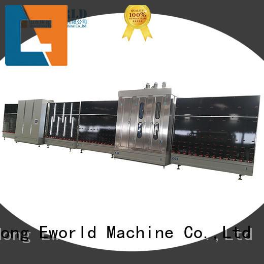 Eworld Machine sealing insulating glass machinery factory for industry