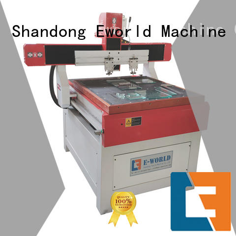 reasonable structure glass cutting equipment for sale dedicated service for machine Eworld Machine