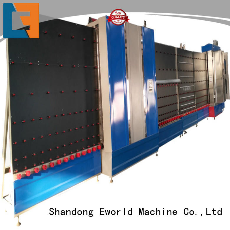 Eworld Machine double insulating glass machinery provider for industry