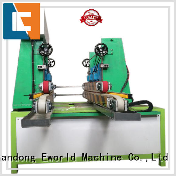 Eworld Machine technological small glass beveling machine supplier for industrial production