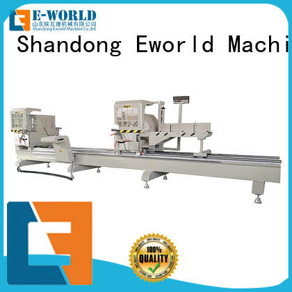 Eworld Machine window aluminium crimping machine OEM/ODM services for manufacturing