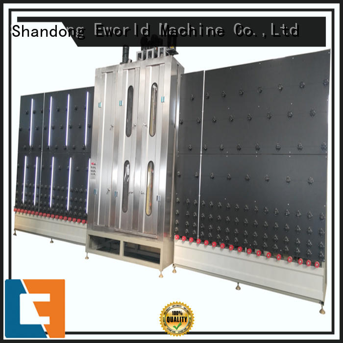 technological open top vertical glass washer vertical international trader for manufacturing