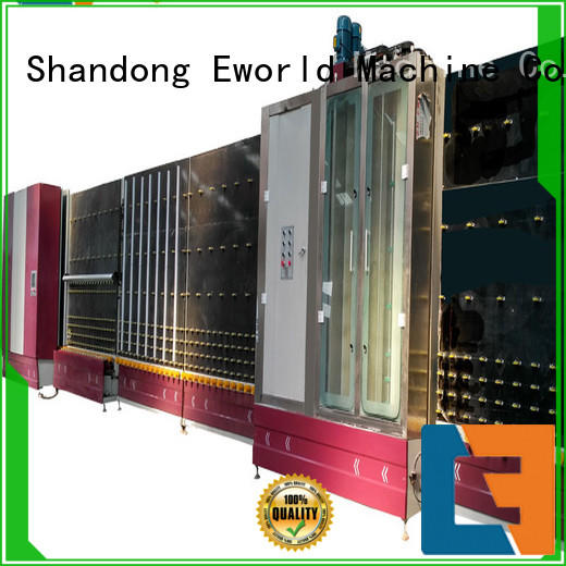 Eworld Machine production insulating glass line factory for commercial industry