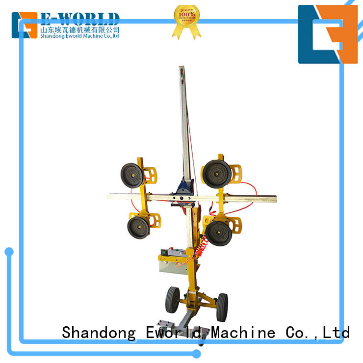 Eworld Machine movable handling glass lifting equipment factory for distributor