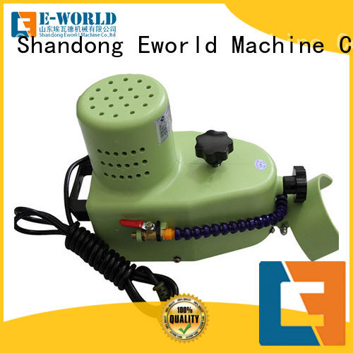 Eworld Machine round flat glass edging polishing machine OEM/ODM services for global market