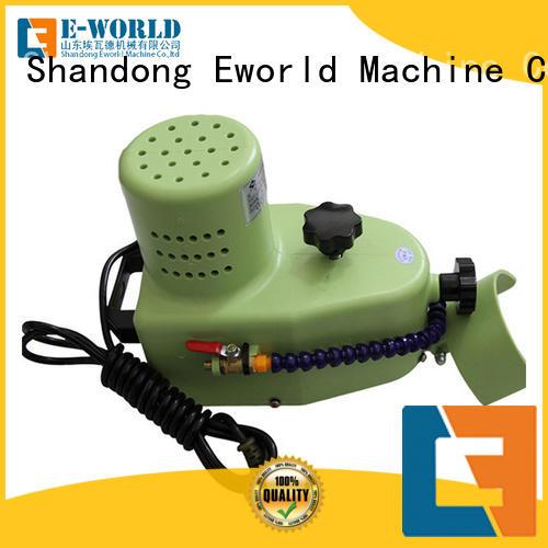 Eworld Machine round flat glass edging polishing machine OEM/ODM services for global market