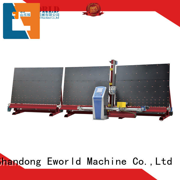 Eworld Machine standardized insulating glass production line wholesaler for commercial industry