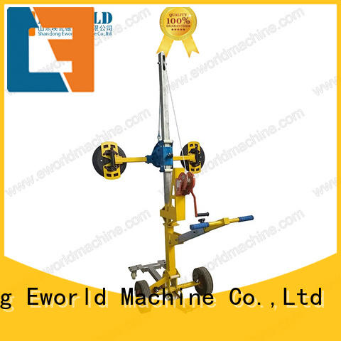 Eworld Machine standardized glass handling lifter factory for industry