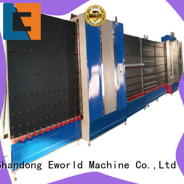 Eworld Machine low moq double glazing machinery factory for manufacturing