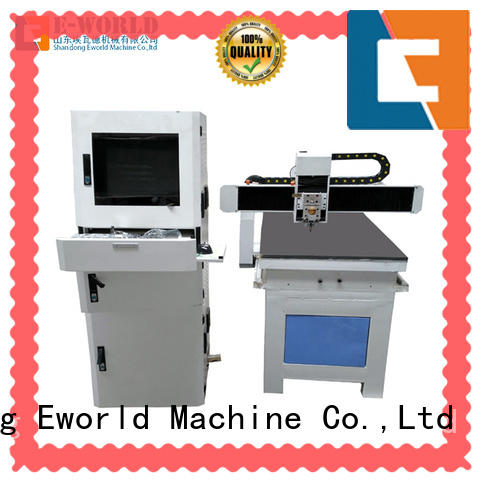 Eworld Machine high reliability arc glass cutting machine foreign trader for machine
