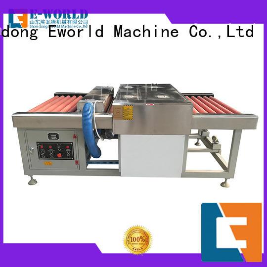 Eworld Machine automatic low-e glass washing machine international trader for distributor