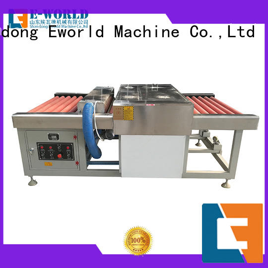 Eworld Machine automatic low-e glass washing machine international trader for distributor