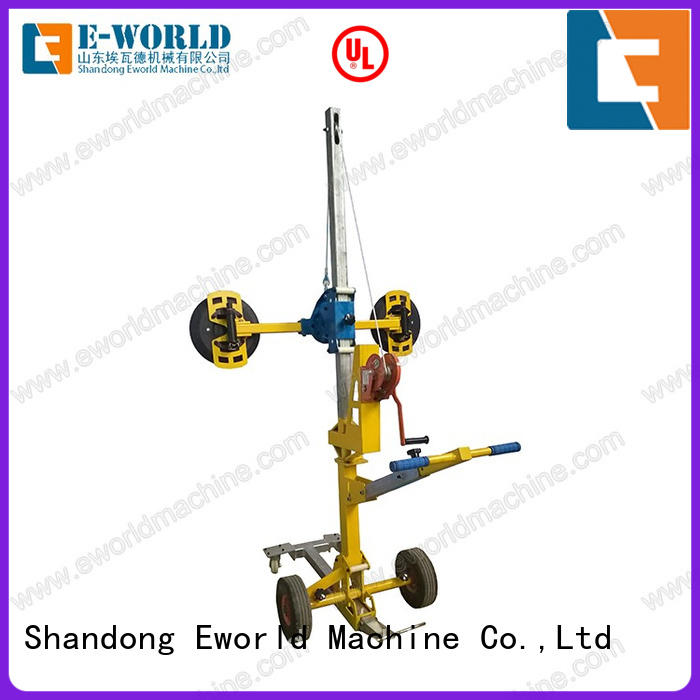 unique design glass lifting machine lifting for distributor